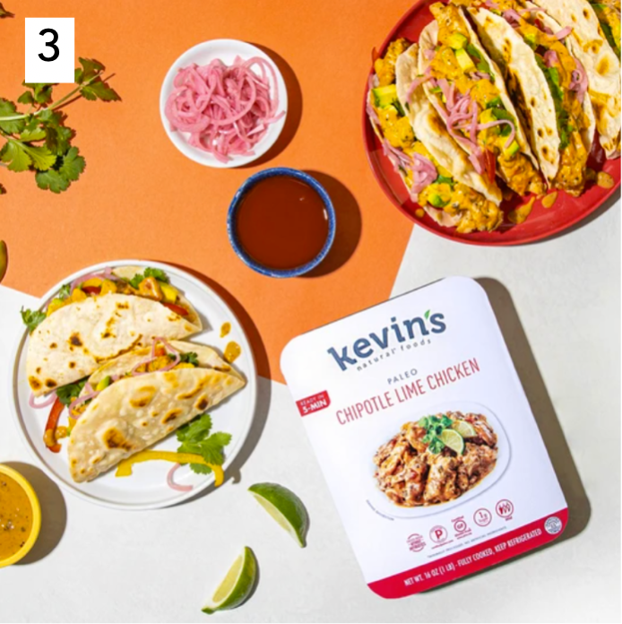 Kevin's Natural Foods Certified Paleo Chipotle Lime Chicken