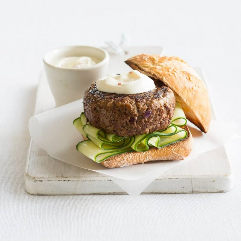 Ground Lamb Burger - Silver Fern Farms - Certified Paleo, Keto Certified by the Paleo Foundation