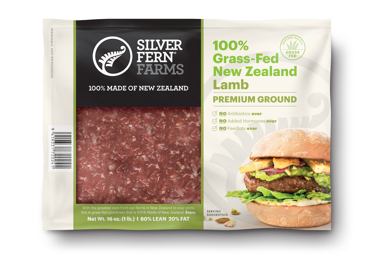 Lamb Ground - Silver Fern Farms - Certified Paleo, Keto Certified by the Paleo Foundation