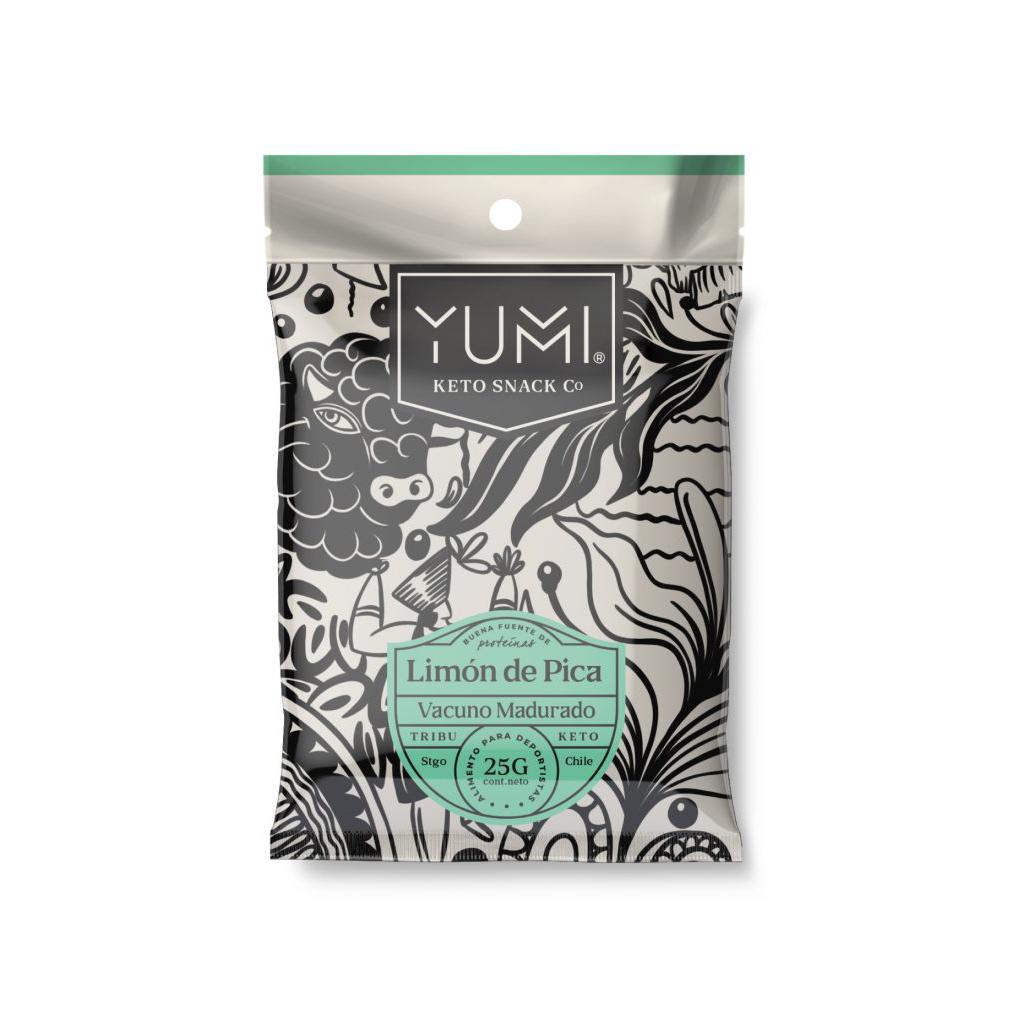 Lemon Pica - Yumi Yumi - Keto Certified by the Paleo Foundation