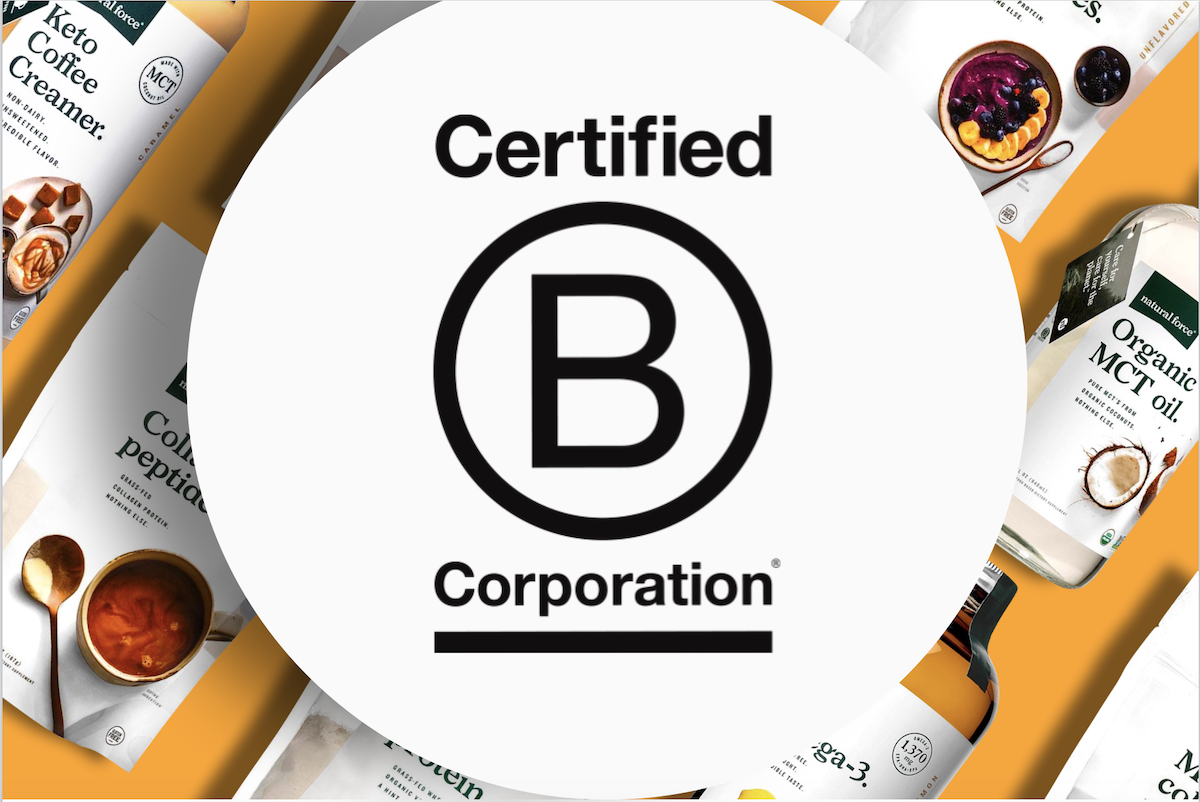 Natural Force Certified B Corporation