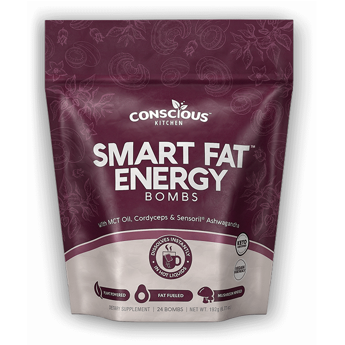 Smart Fat Energy Bombs - Conscious Kitchen - KETO Certified by the Paleo Foundation
