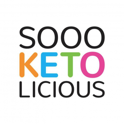 Sooo Ketolicious logo - Keto Certified by the Paleo Foundation