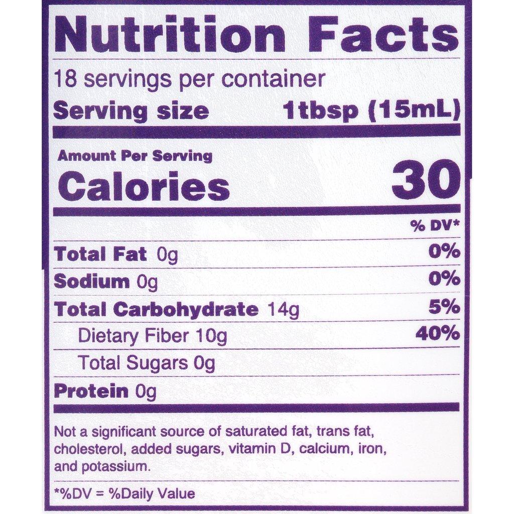 Sugar Free Harmless Hunny NFP - Pyure Organics - Keto Certified by the Paleo Foundation