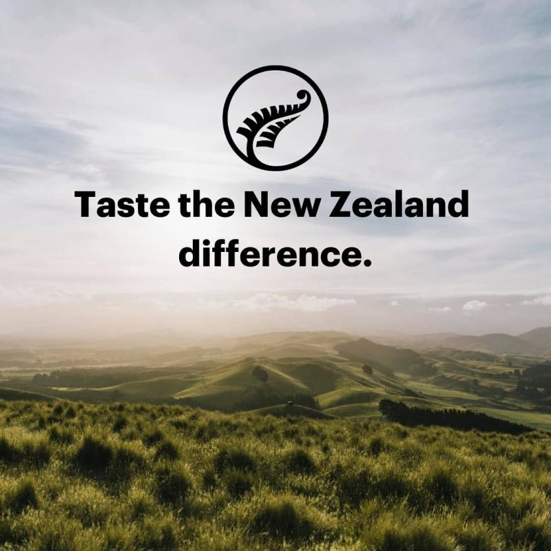 Taste the NZ Difference 100% Grass-fed Meats