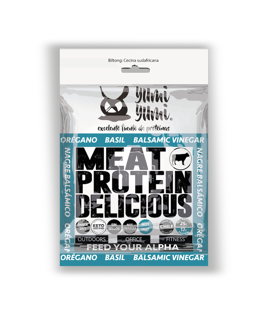Yumi Yumi® Balsamic - Seka Meat Spa - KETO Certified by the Paleo Foundation