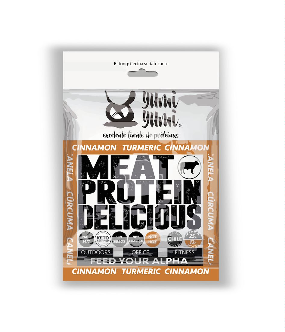 Yumi Yumi® Cinnamon - Turmeric - Seka Meat Spa - KETO Certified by the Paleo Foundation
