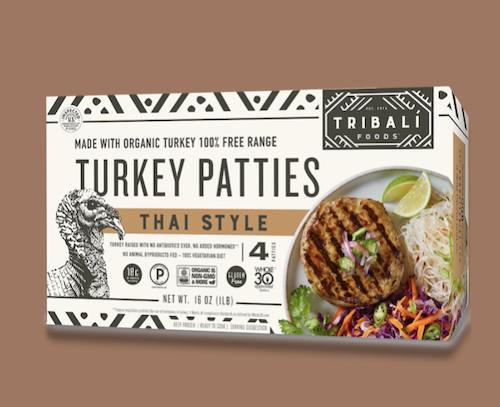 Free Range Certified Paleo Turkey Patties