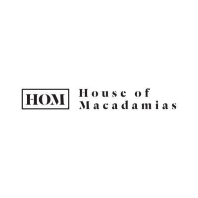 House of Macadamias logo - Certified PaleoVegan by the Paleo Foundation