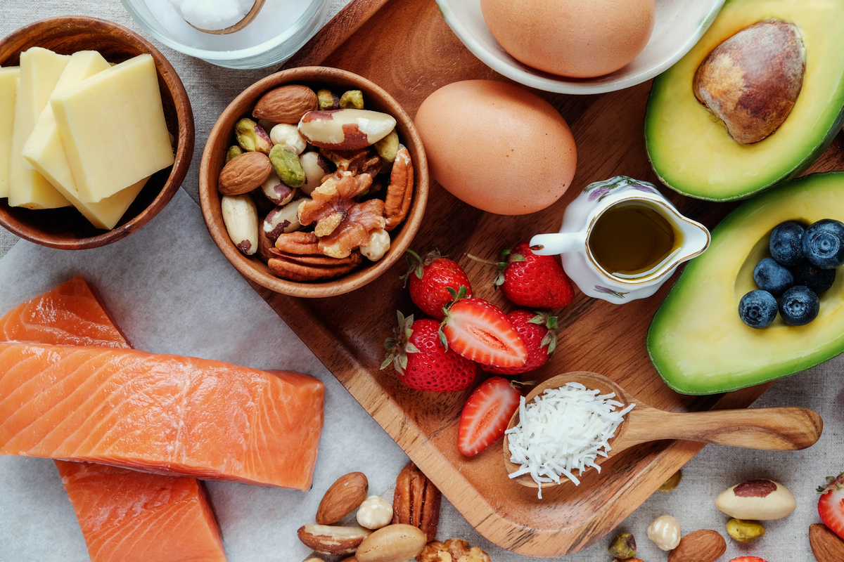 Indications and Contraindications of a Ketogenic Diet * Pale