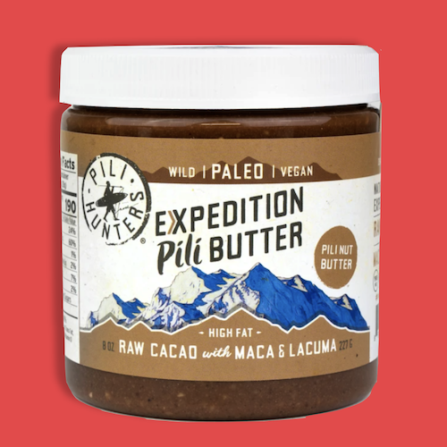 Certified Paleo Vegan Cacao Butter