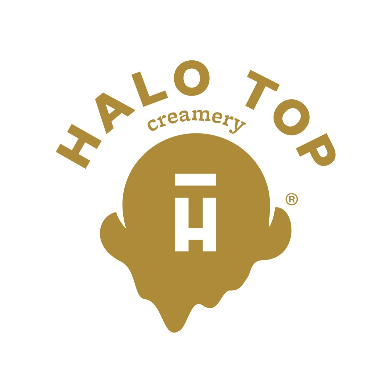 Halo Top Creamery logo - Keto Certified by the Paleo Foundation
