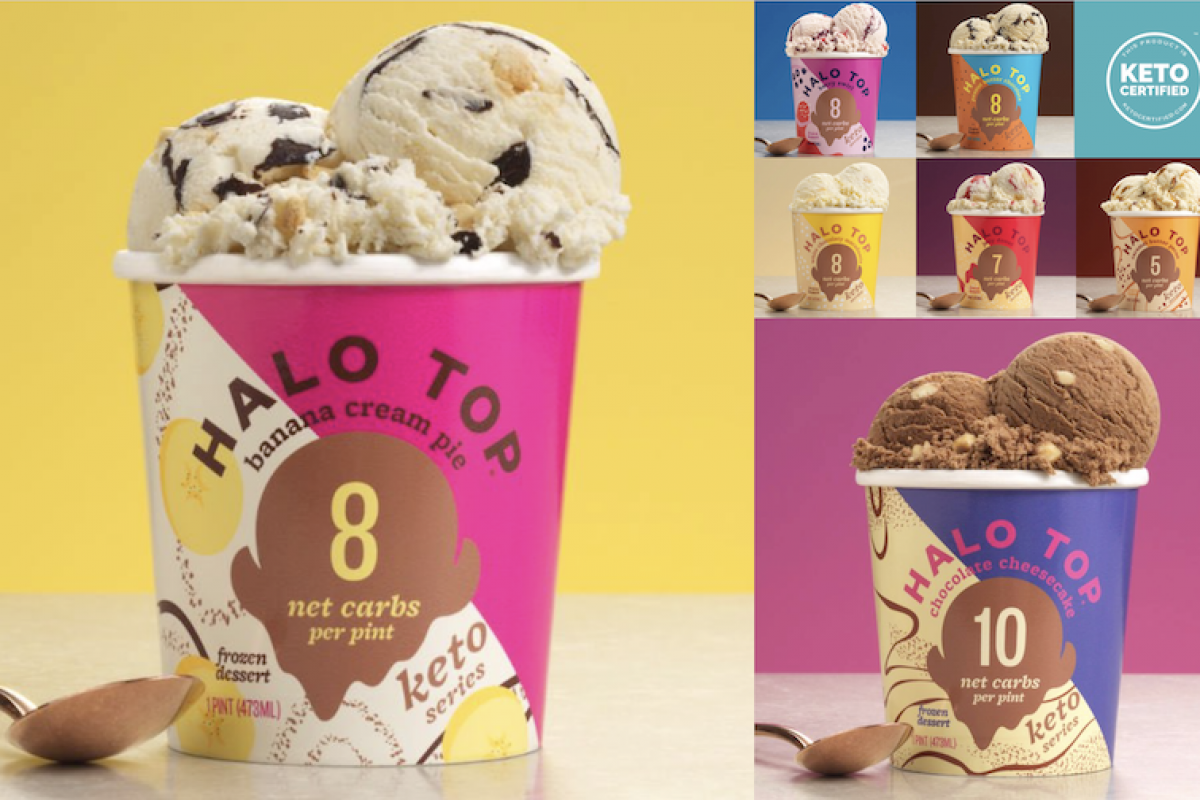 Halo Top: Low Carb Keto Certification for…Ice Cream?