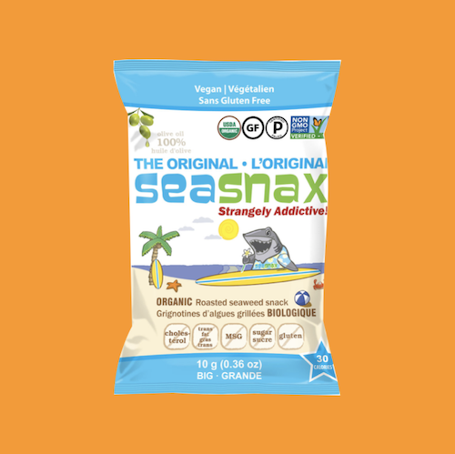 Original Seaweed Snacks Seasnax