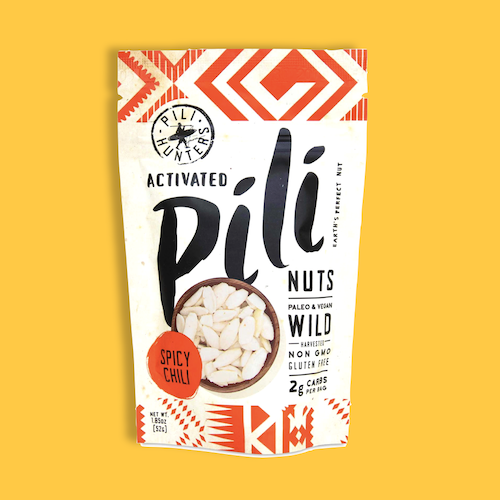 Activated Pili nuts spicy chili