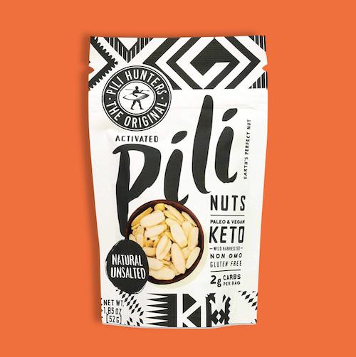 Keto Certified pili nuts