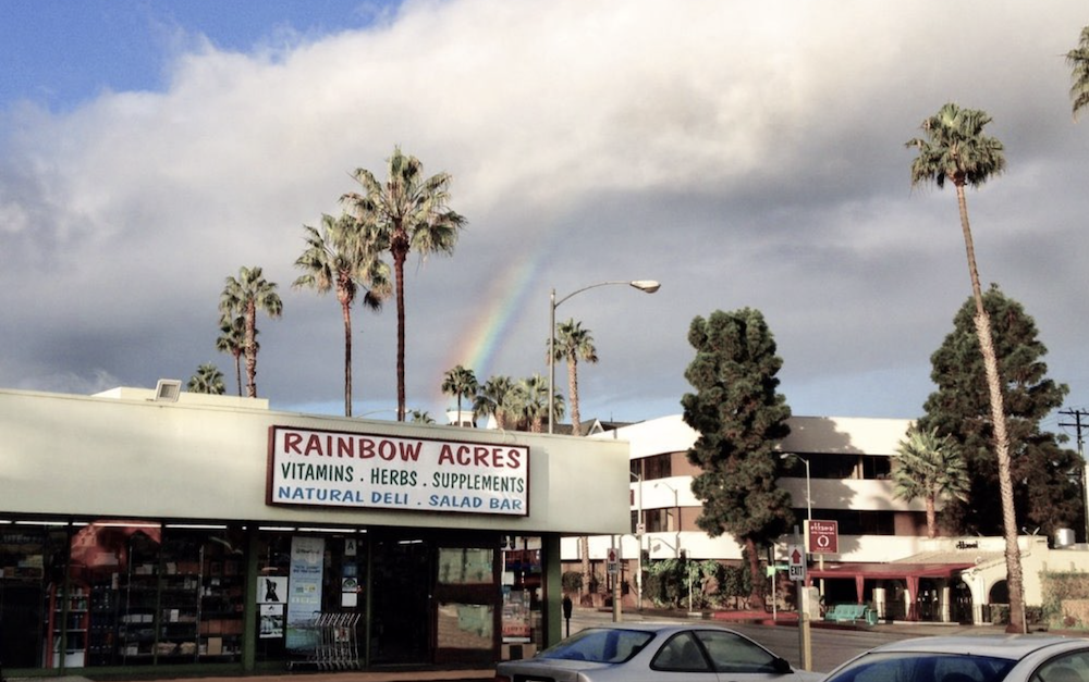 Rainbow acres market los angeles