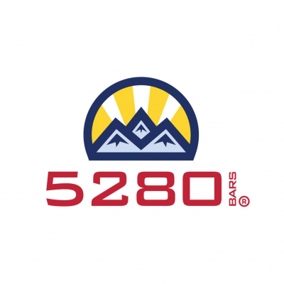 5280 Bars logo - Certified Paleo Friendly, Paleo Vegan, Certified Grain Free Gluten Free by the Paleo Foundation