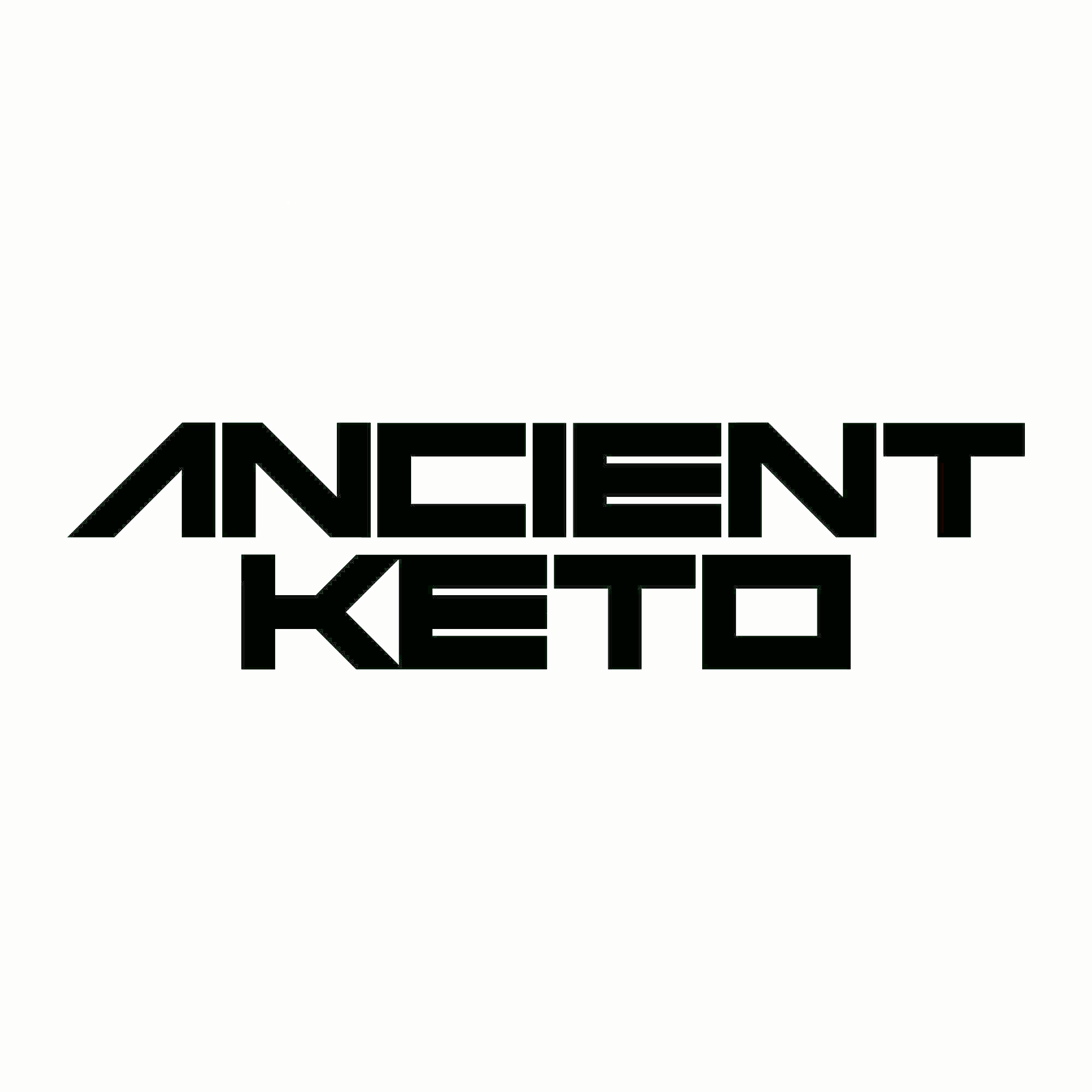 Ancient Keto logo - Keto Certified by the Paleo Foundation