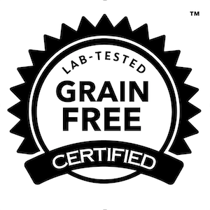 Grain Free Certification logo