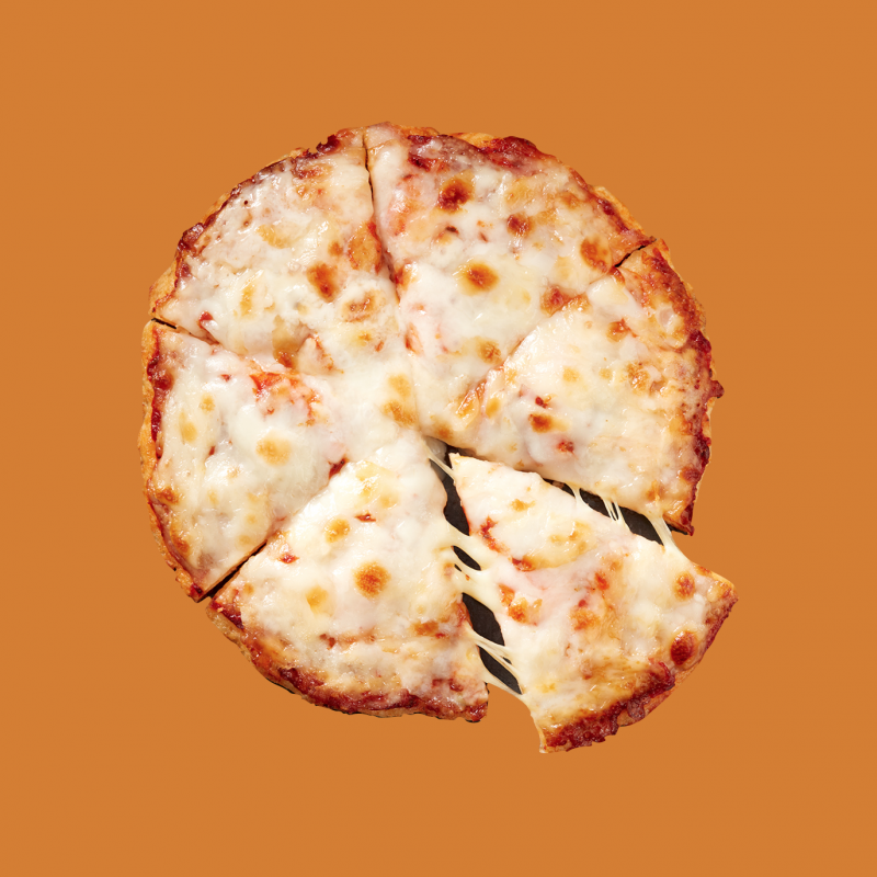 Four Cheese Pizza Hero