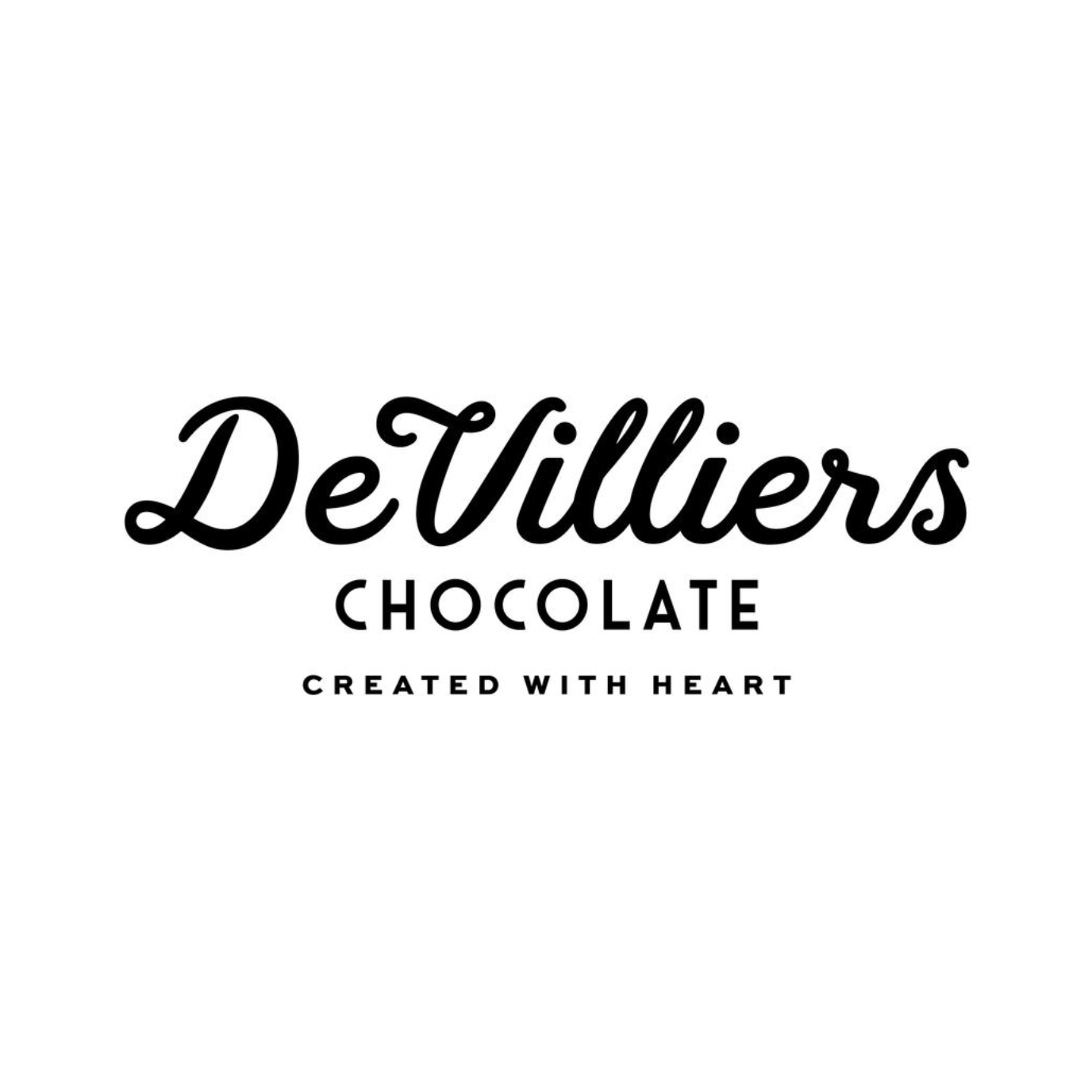 De Villiers Chocolate logo - Keto Certified by the Paleo Foundation