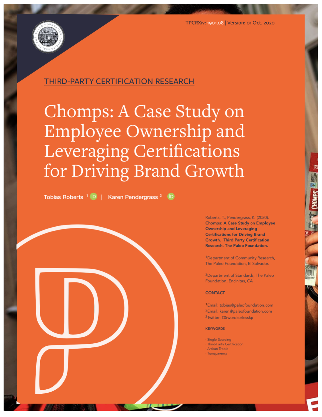Chomps Case Study on Leveraging Certifications for Driving Brand Growth