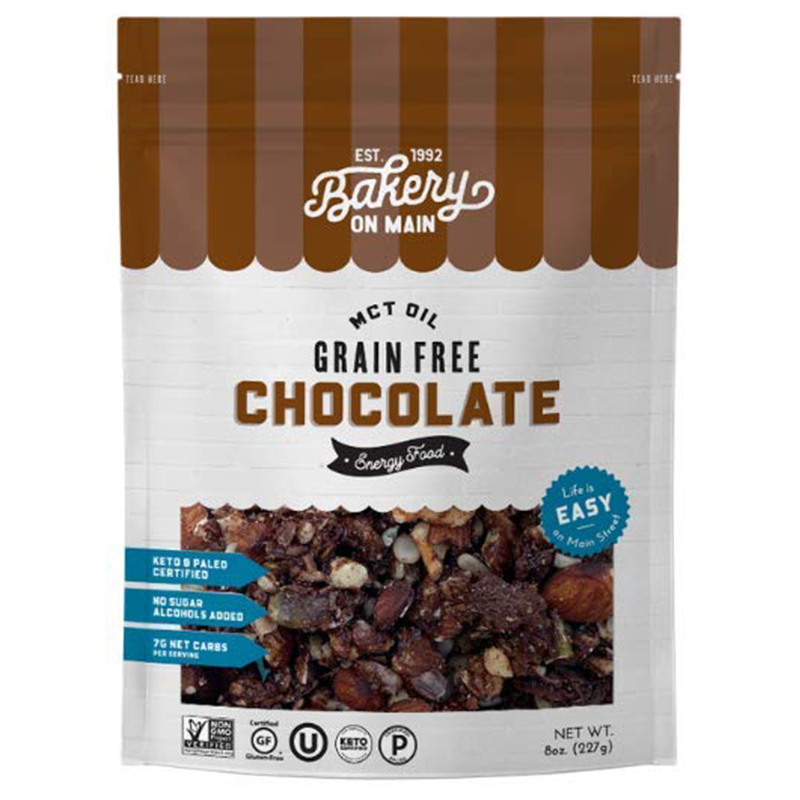 Grain Free Chocolate - Bakery On Main - Certified Paleo, Keto Certified by the Paleo Foundation