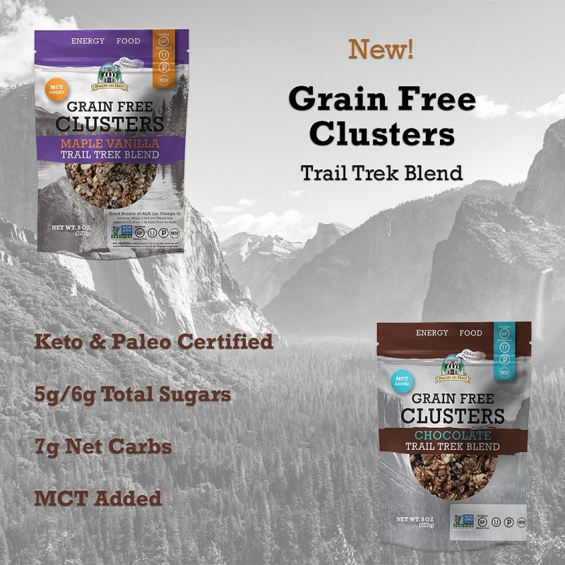 Grain-Free Clusters 01 - Bakery on Main - Keto Certified by the Paleo Foundation
