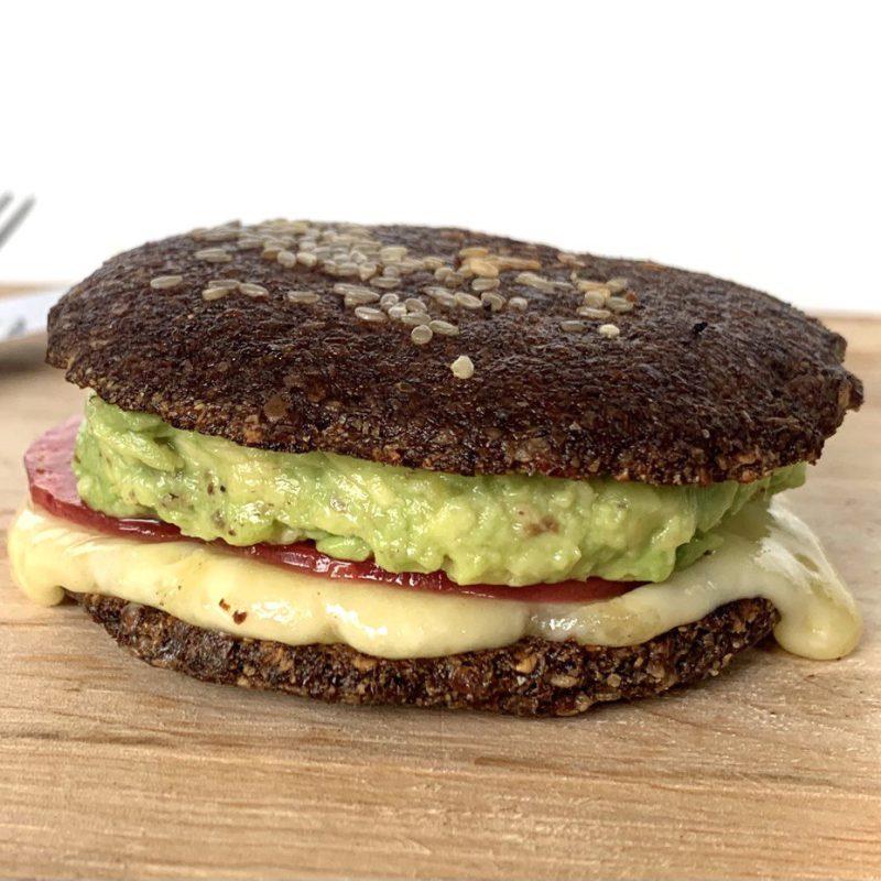 Kneaded Sandwich - CetoPan - Keto Certified by the Paleo Foundation