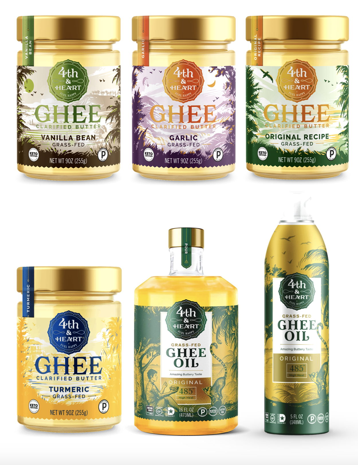 4th and Heart ghee Case Study Paleo and Keto Certifications