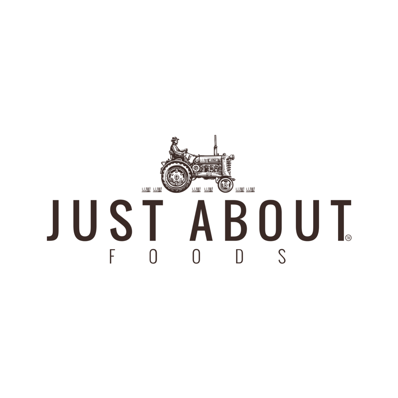 Just About Foods logo - Certified Paleo, KETO Certified, Grain Free Certified by the Paleo Foundation
