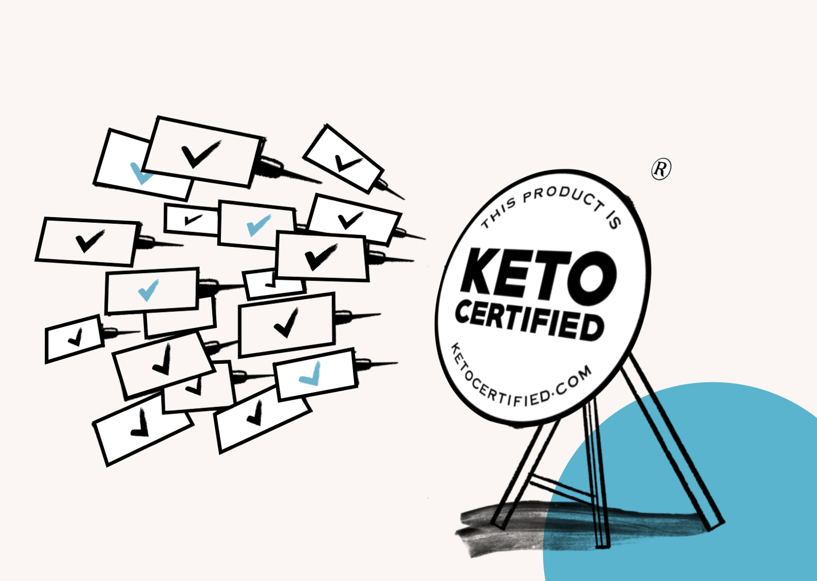 Keto Certified Application