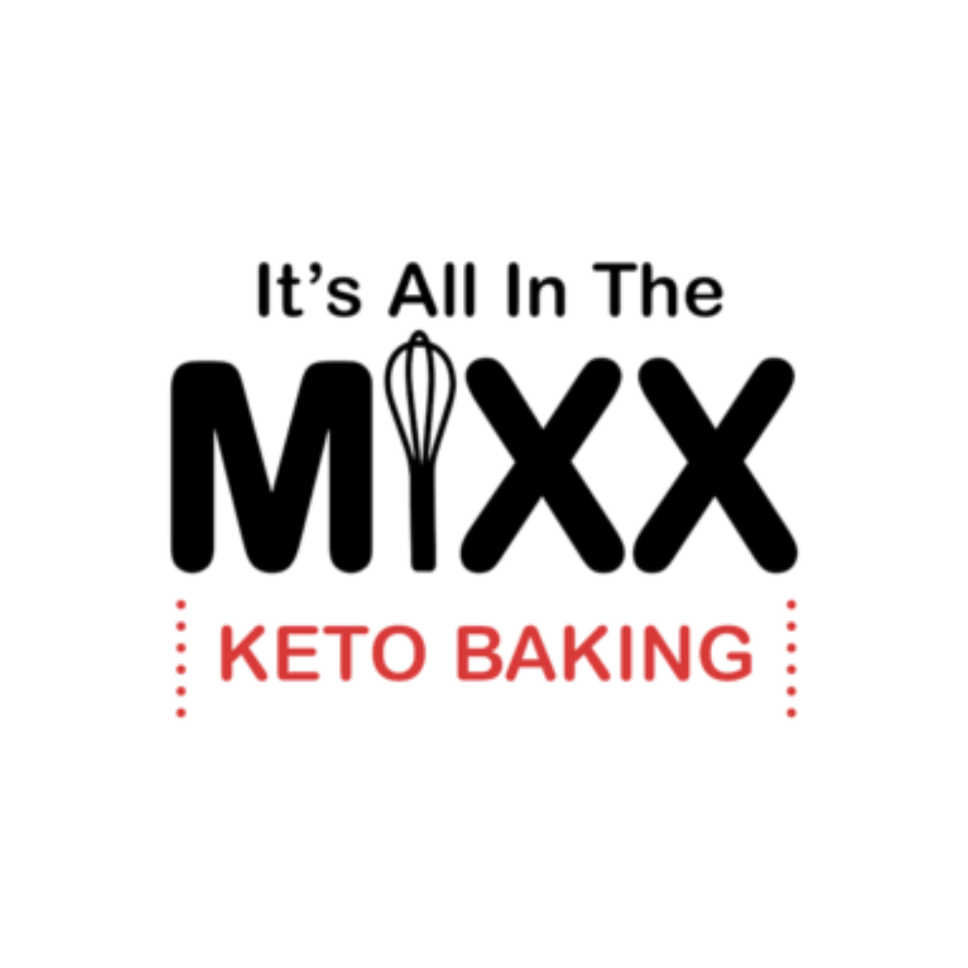 It's All In The Mixx logo - Keto Certified by the Paleo Foundation