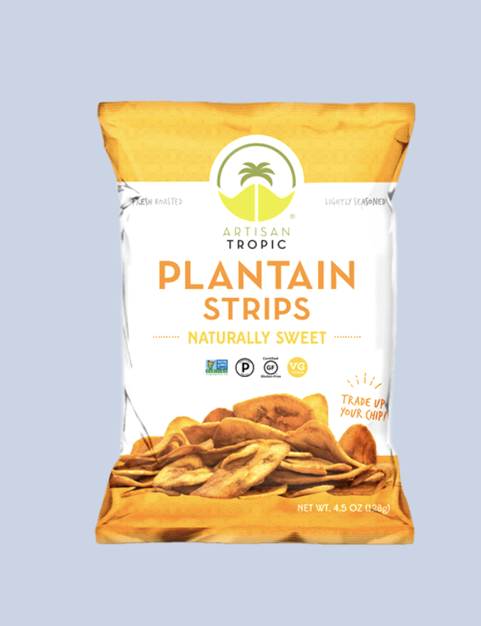 Paleo Certification on Plantain Strips