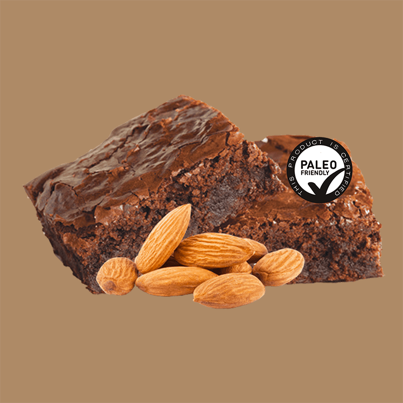 Chocolate Brownie 01 - BodyBar Protein - Paleo Friendly by the Paleo Foundation