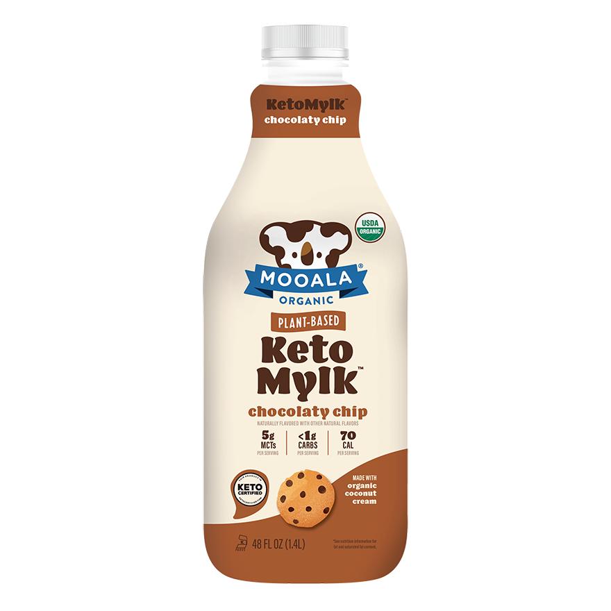 Chocolaty Chip Keto Mylk - Mooala Brands - Keto Certified by the Paleo Foundation