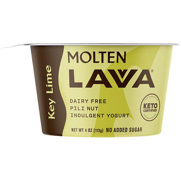 Molten Lavva Key Lime - LovveLavva - Keto Certified by the Paleo Foundation