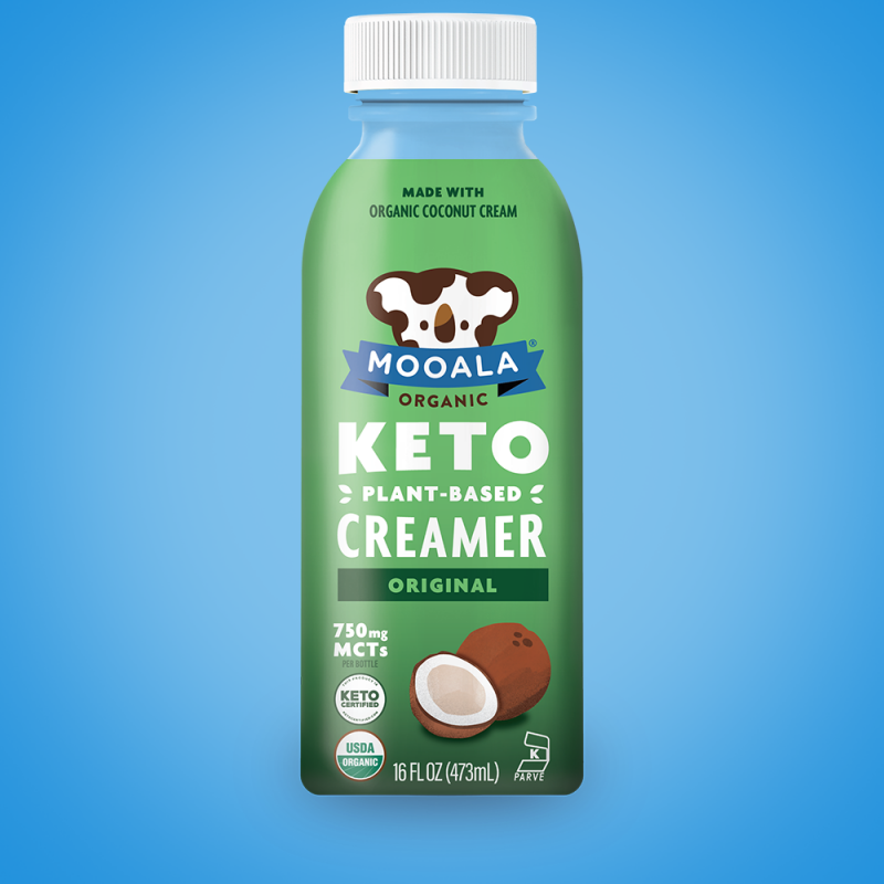 Original Keto Creamer Gallery - Mooala - Keto Certified by the Paleo Foundation