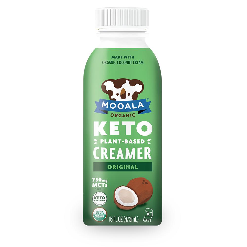 Original Keto Creamer - Mooala - Keto Certified by the Paleo Foundation