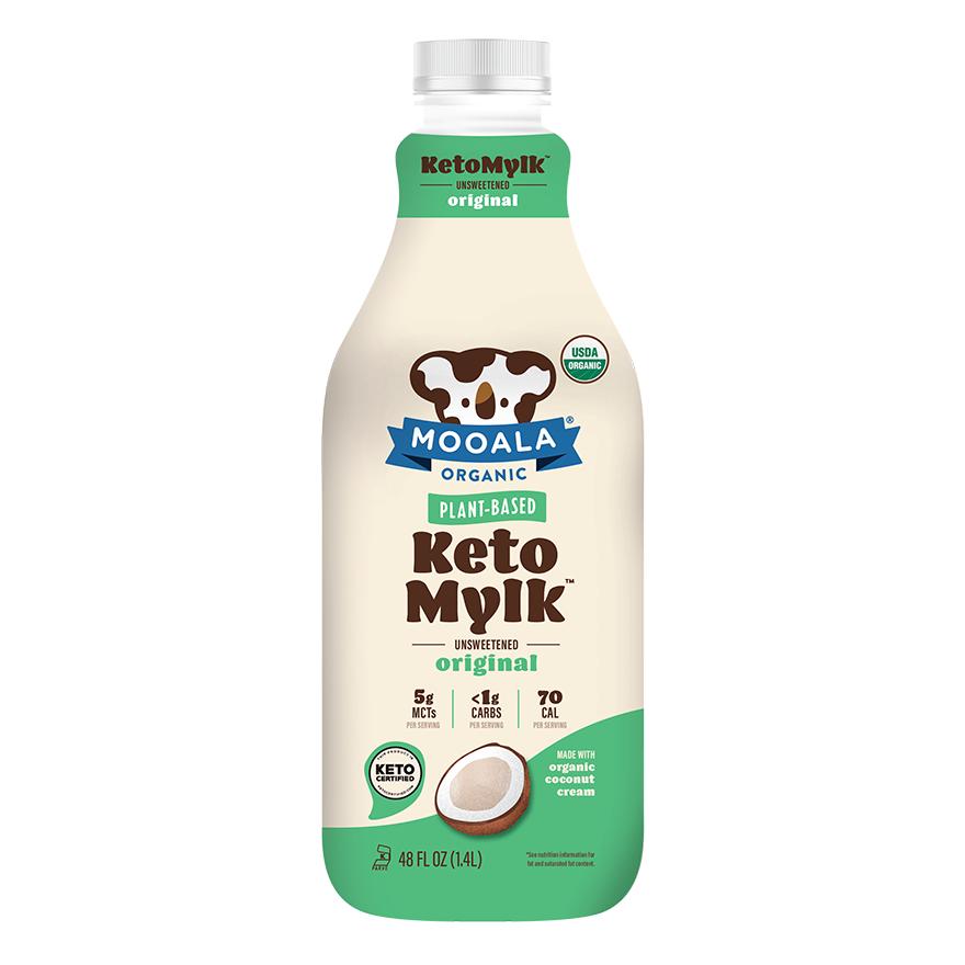 Original Keto Mylk - Mooala Brands - Keto Certified by the Paleo Foundation
