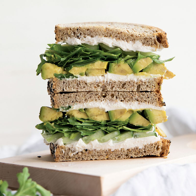 Seeded Bread Sandwich 2 - Keto Certified by the Paleo Foundation