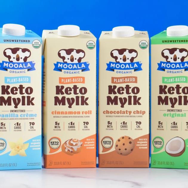 Keto Mylk Lineup - Brands - Keto Certified by the Paleo Foundation