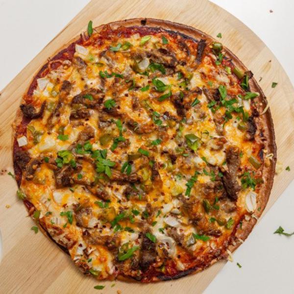 Premium Keto Pizza - Sooo Ketolicious - Keto Certified by the Paleo Foundation