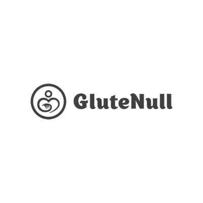 GluteNull Logo - Keto Certified by the Paleo Foundation