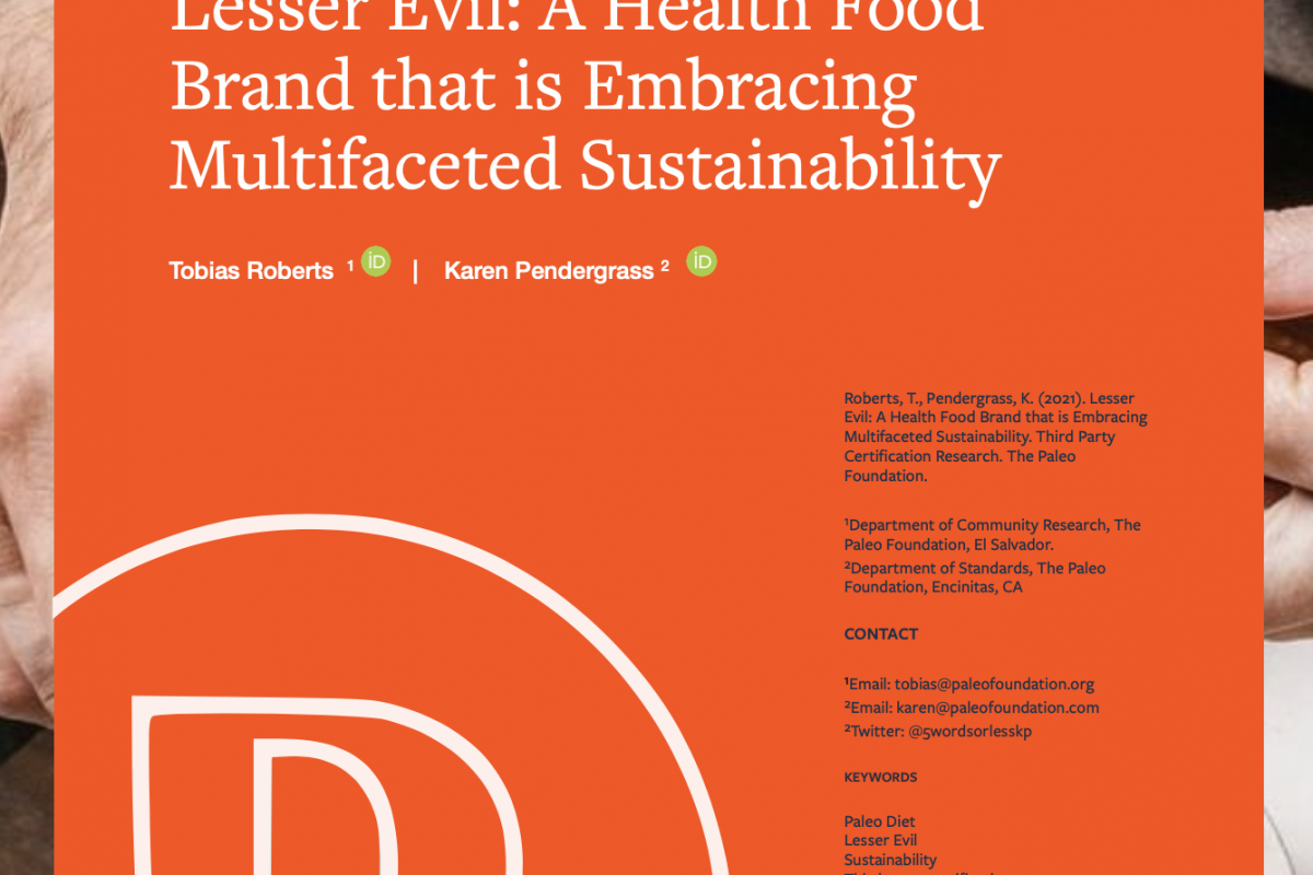 Lesser Evil: Embracing Multifaceted Sustainability
