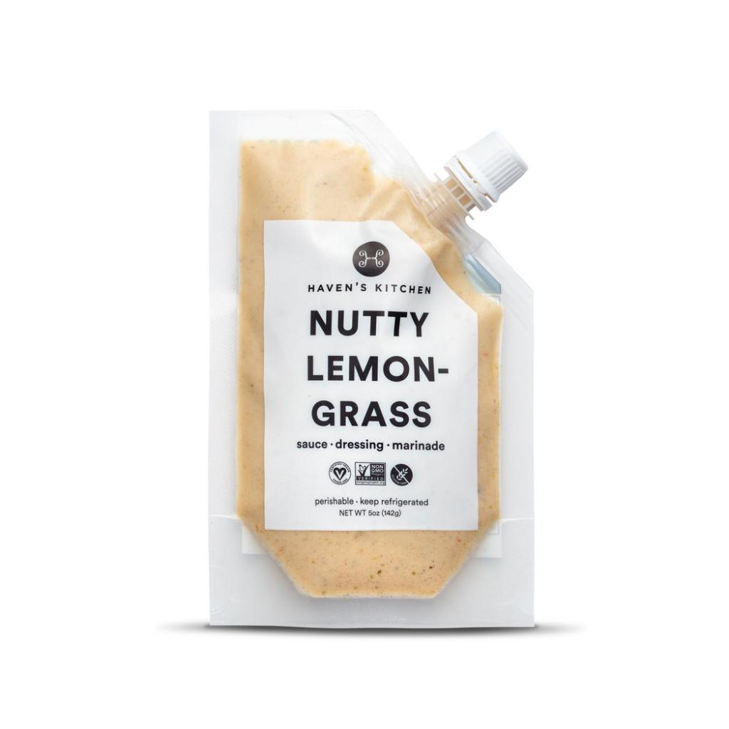 Nutty Lemongrass - Haven's Kitchen - Keto Certified by the Paleo Foundation
