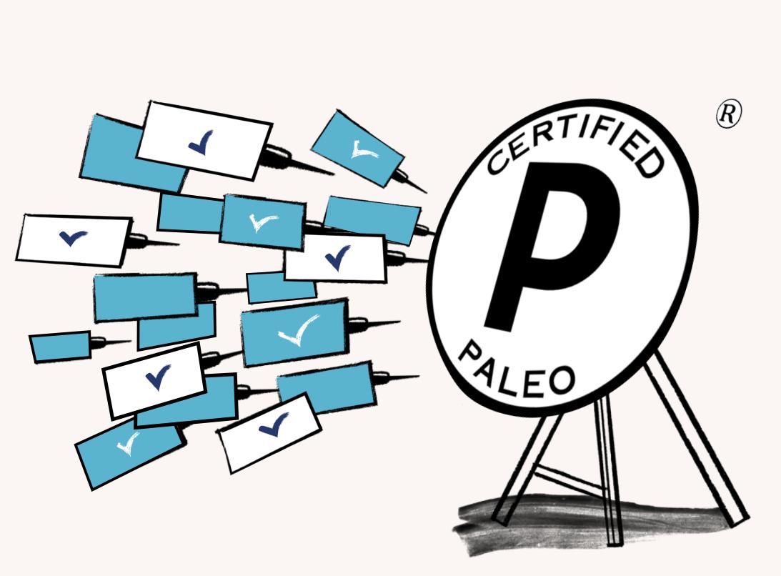 Paleo Certification for CPG brands
