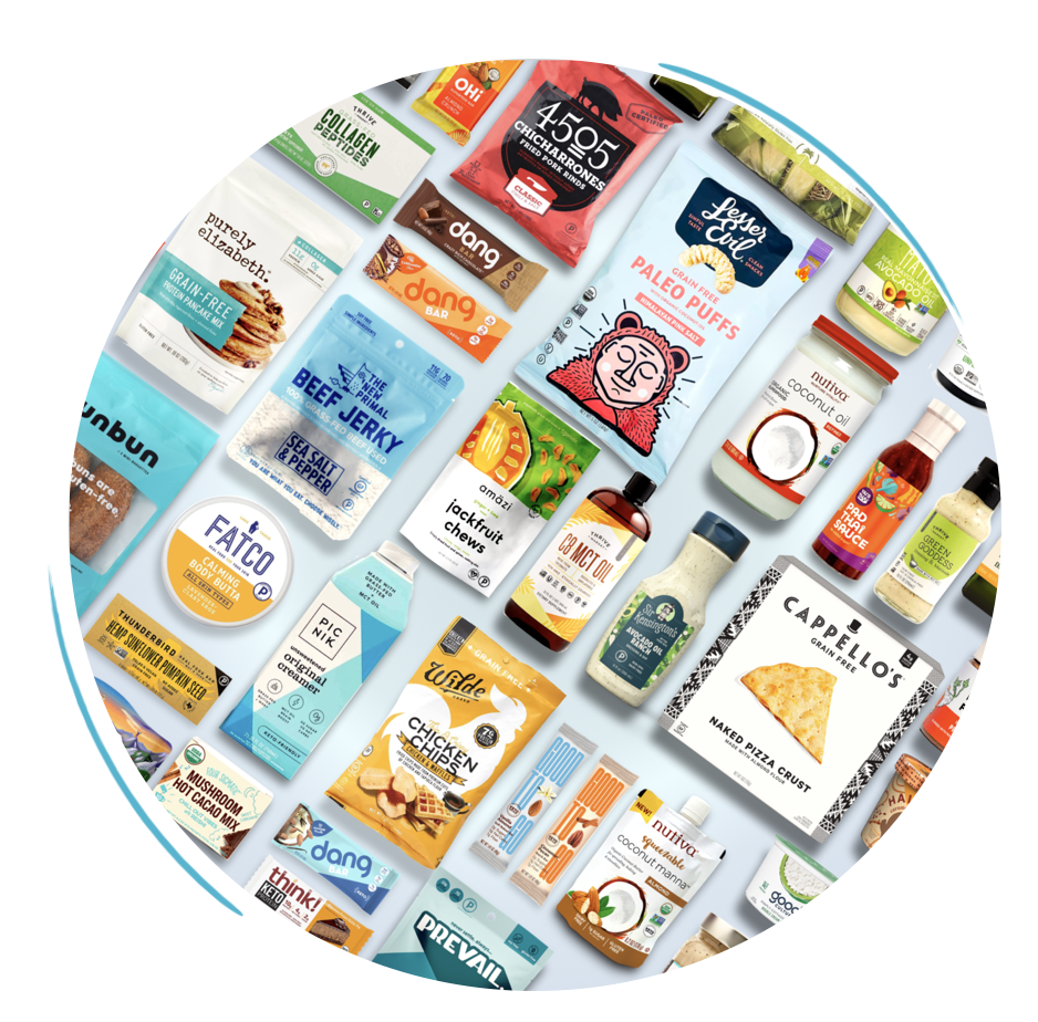 Paleo Certification products