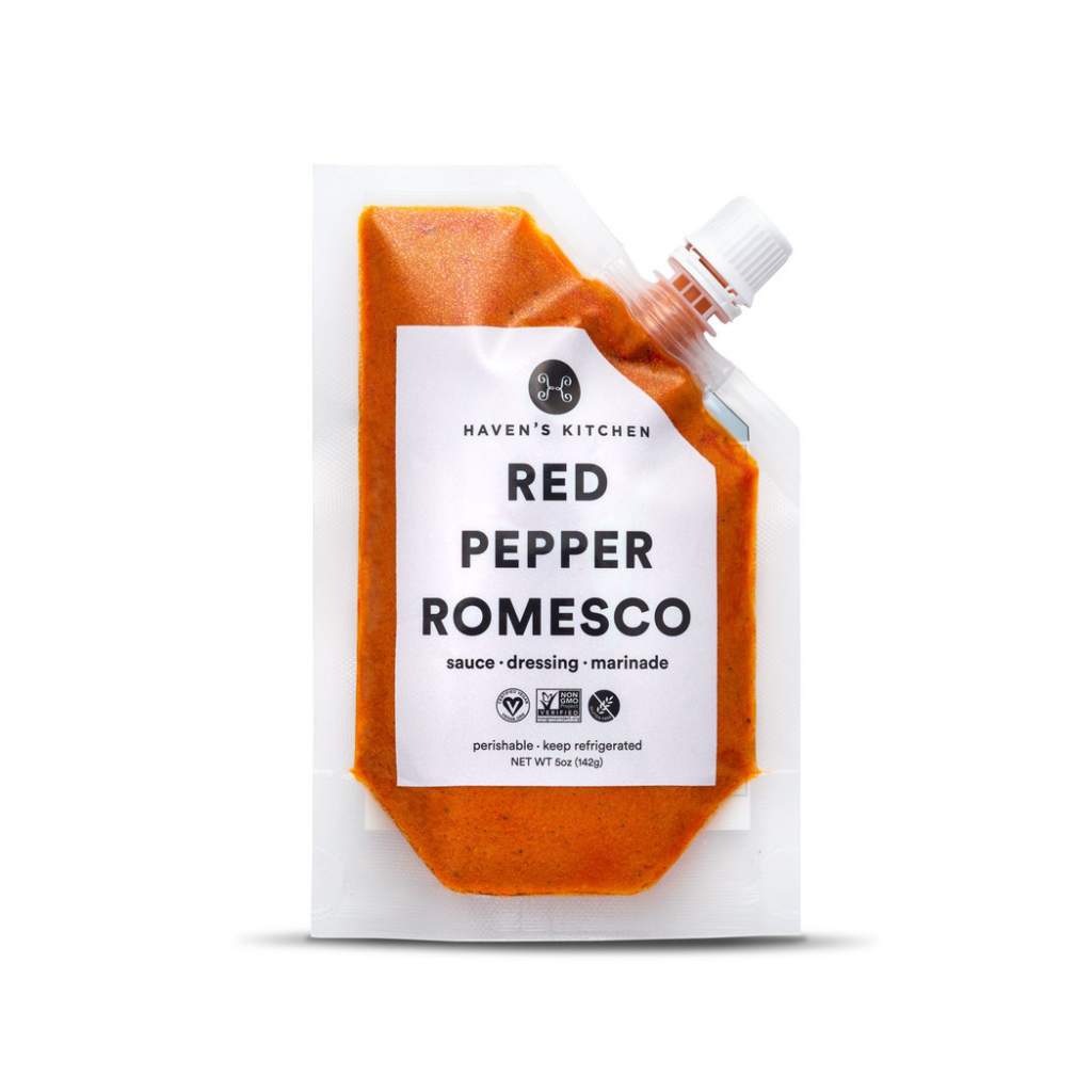 Red Pepper Romesco - Haven's Kitchen - Keto Certified by the Paleo Foundation